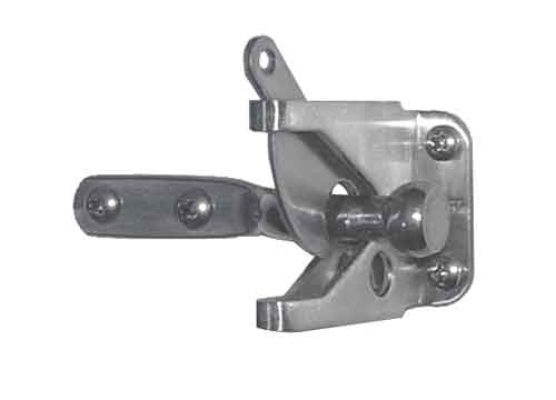 Stainless Steel Automatic Type Gate Latch Details